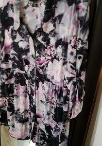 Style & Co. High waist blouse